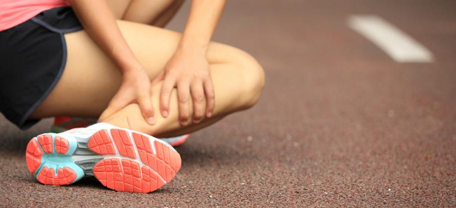 Imagem do post Quais são os primeiros passos para tratar uma torção do tornozelo