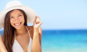 Bonés e chapéus são suficientes para proteger a pele sensível do sol?