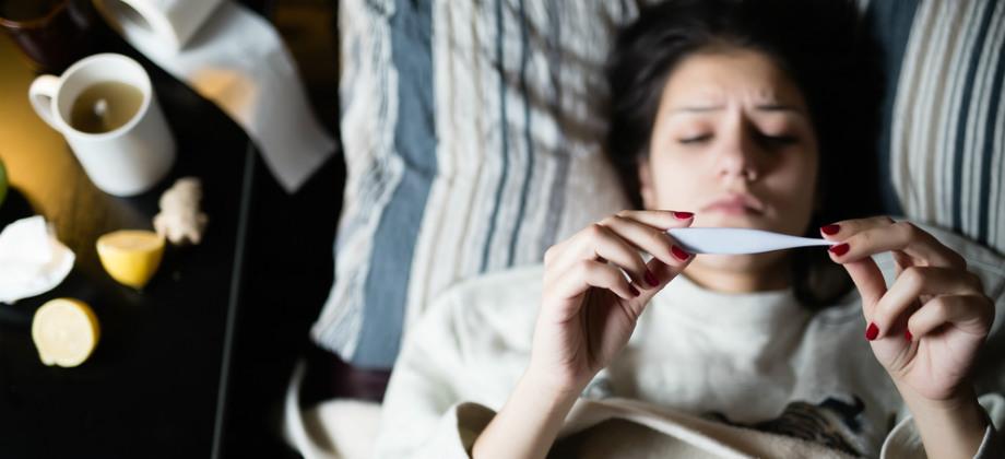 Imagem do post Resfriado também pode causar dores no corpo e febre?