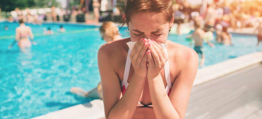 Imagem do post Por que muitas pessoas ficam gripadas ou resfriadas no início do verão ?
