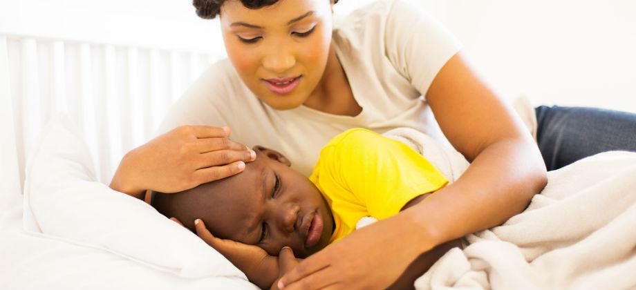 Imagem do post Infecções que causam diarreia em crianças são mais frequentemente contraídas pela água ou por alimentos contaminados?