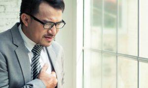 Existem diferentes tipos de infarto?