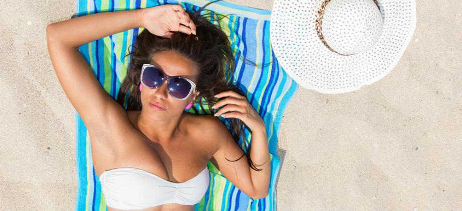 Por que o sol antes das 10h e após as 16h causa menos danos à pele?
