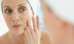 O envelhecimento facial pode alterar a sensibilidade da pele?
