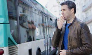 Como nosso organismo lida com a poeira e poluição aspirada pelo nariz?