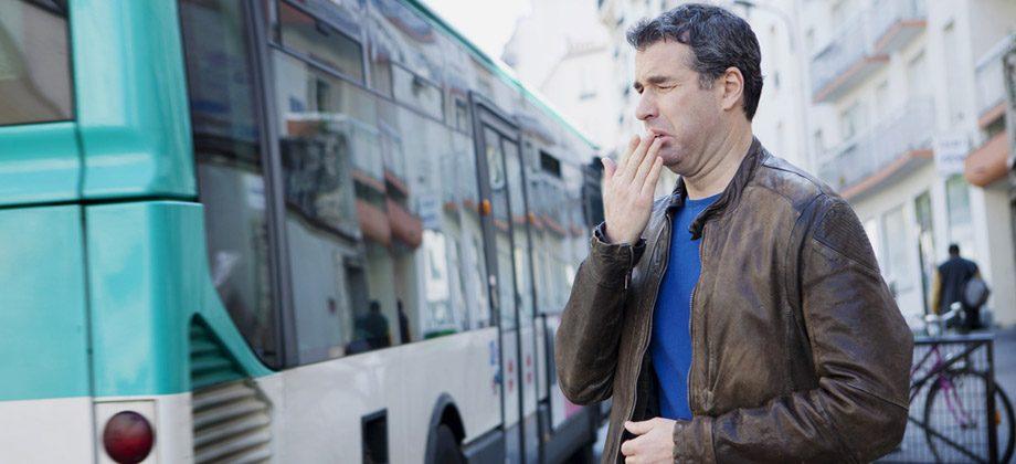 Imagem do post Como nosso organismo lida com a poeira e poluição aspirada pelo nariz?
