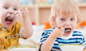 Por que a ingestão de vitaminas e minerais é tão importante durante a infância?