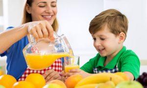 Qual o papel da alimentação no reforço do sistema imunológico das crianças?