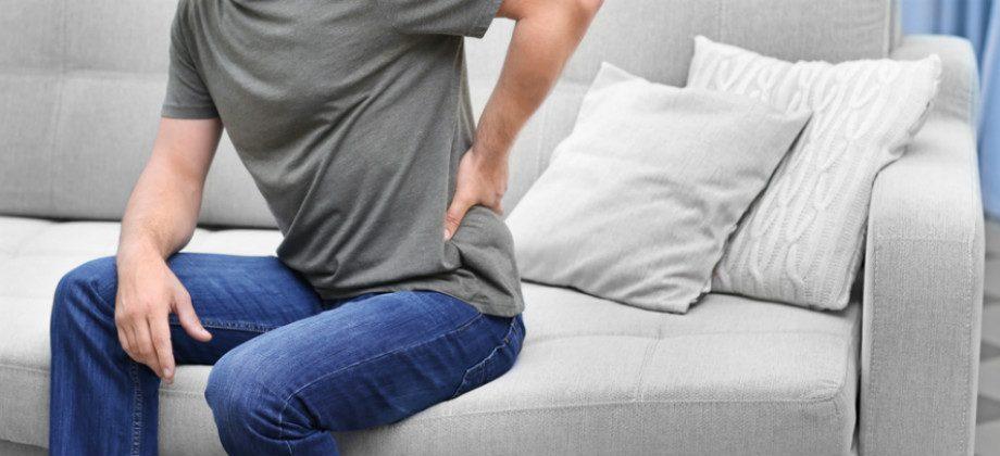 Imagem do post Dor nas costas: quais são as causas mais comuns desse problema?