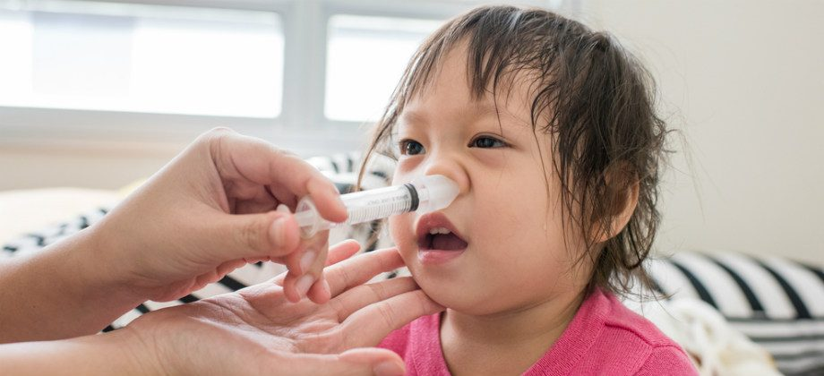 Imagem do post Como os pais podem ajudar a promover a higiene nasal nos filhos?