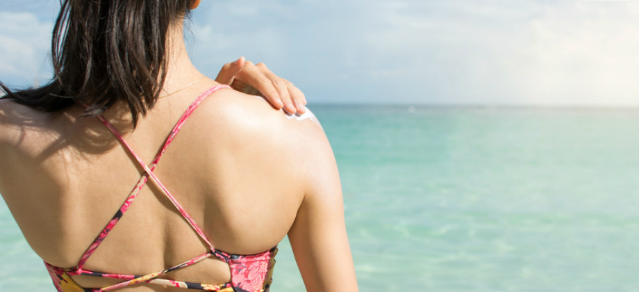Os efeitos da exposição solar desprotegida são mais graves em uma pele sensível?