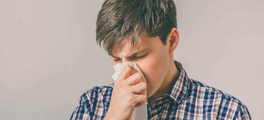 É possível ter o nariz entupido, mas sem a presença de muco?