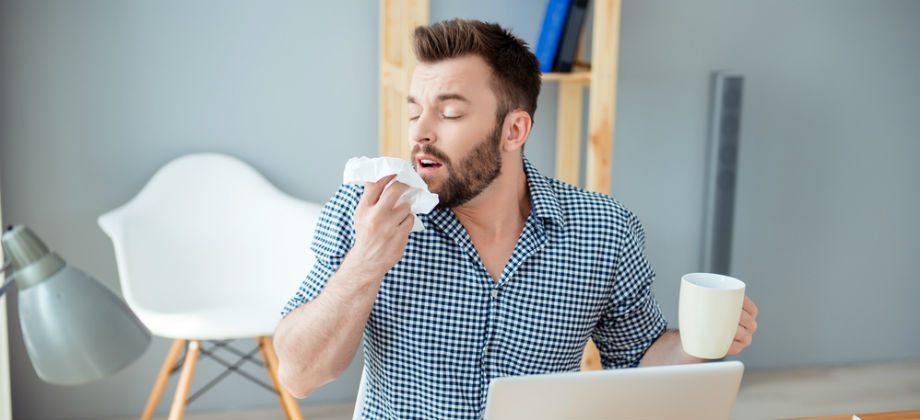 Imagem do post Por que espirramos quando estamos com alergia?