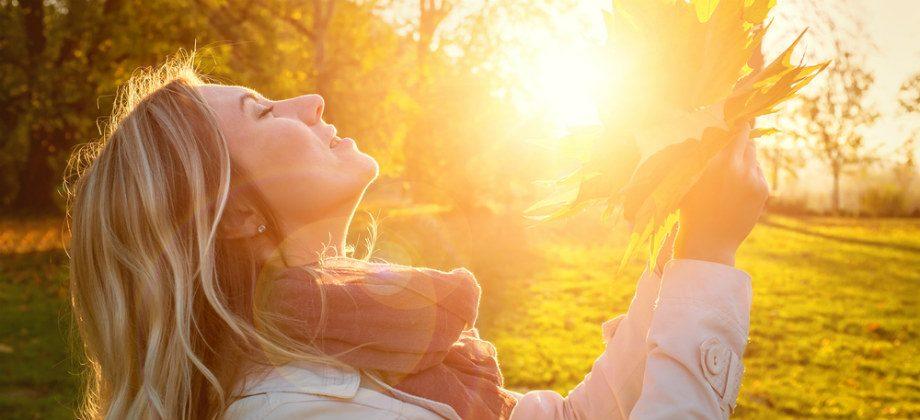 Imagem do post Como obter níveis diários de vitamina D durante os dias mais frios de outono?
