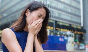A higiene nasal deve ser feita com maior frequência em áreas de muita poluição?