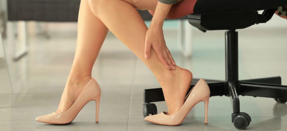 Imagem do post Queimação nas pernas é o único sintoma das varizes?