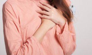 Chiado no peito pode ser um sintoma da asma?