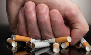 Por que o cigarro pode causar enfisema pulmonar?