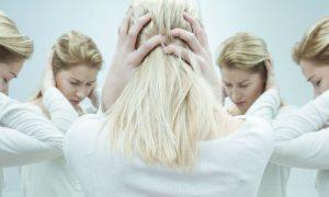 Pacientes com esquizofrenia podem ter múltiplas personalidades?