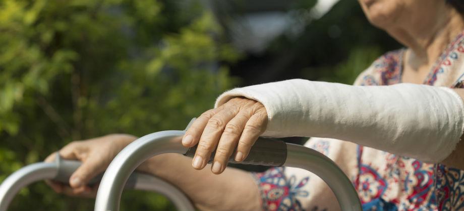 Imagem do post A recuperação de uma fratura é mais complicada para pacientes com osteoporose?
