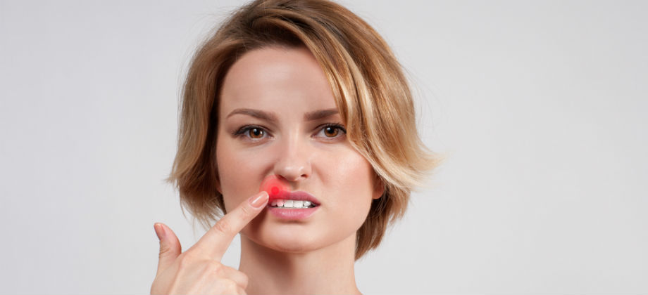 Abandonar o tratamento para herpes pode aumentar os riscos de novas manifestações da doença?