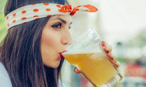 Bebida alcoólica boa para a saúde é mito