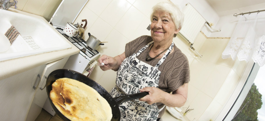 Imagem do post Quais atividades do cotidiano oferecem maior risco para pacientes com Alzheimer?