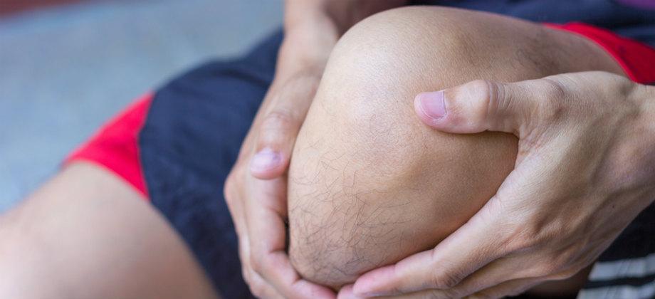 Uma lesão no joelho pode favorecer um quadro de osteoartrite?