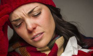 É mais difícil se recuperar de uma doença respiratória no clima frio?