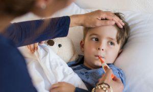 Saúde infantil: quais são as doenças mais comuns no inverno?