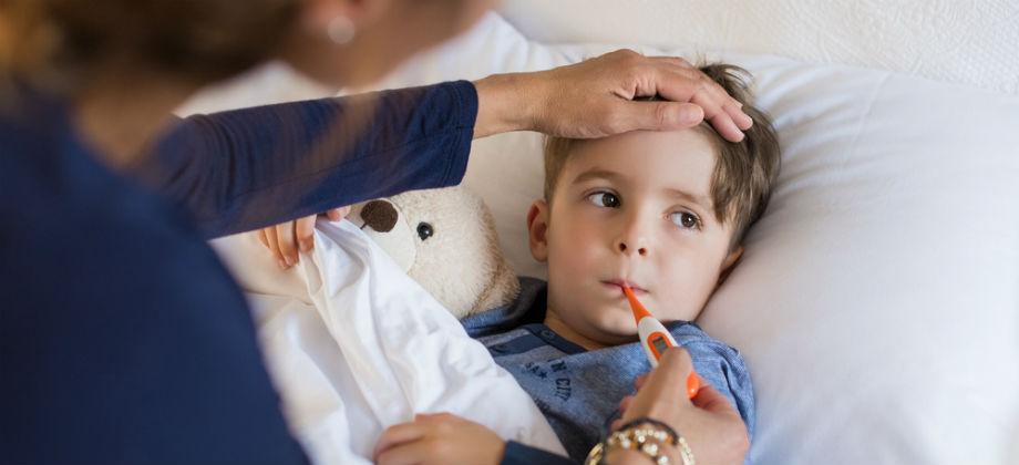 Imagem do post Saúde infantil: quais são as doenças mais comuns no inverno?