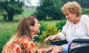 Cuidados com a palavra: como aliviar o sofrimento de pacientes com Alzheimer?