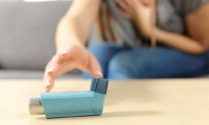 Todos os pacientes com asma precisam usar a bombinha?