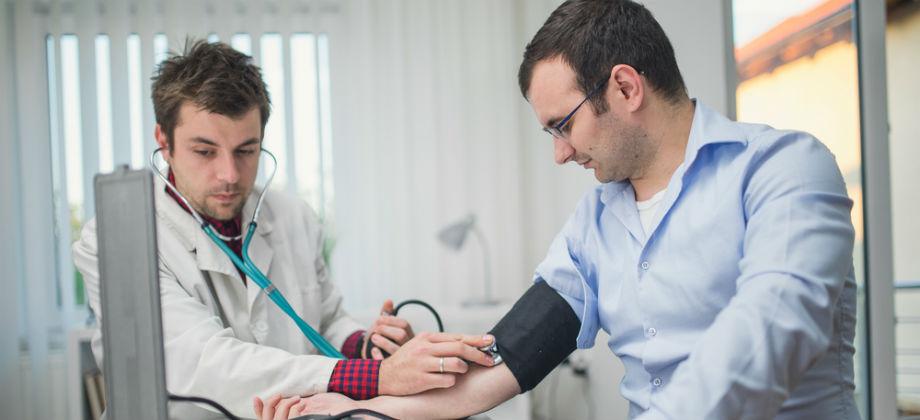 A hipertensão pode acometer pacientes jovens?