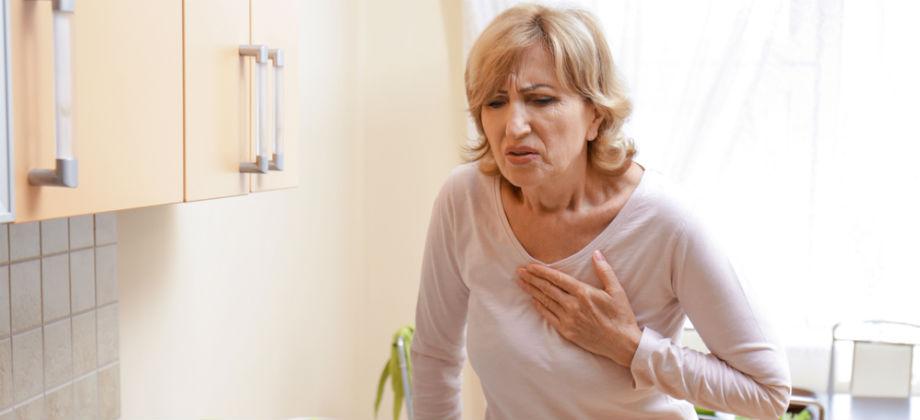 Imagem do post Infarto: homens e mulheres podem sentir sintomas diferentes?