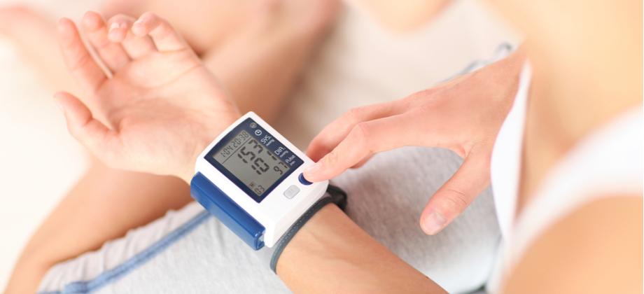 É possível perceber um pico de pressão sem o uso de um medidor?