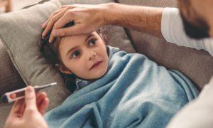 Saúde infantil: Quando é hora de levar seu filho ao hospital?