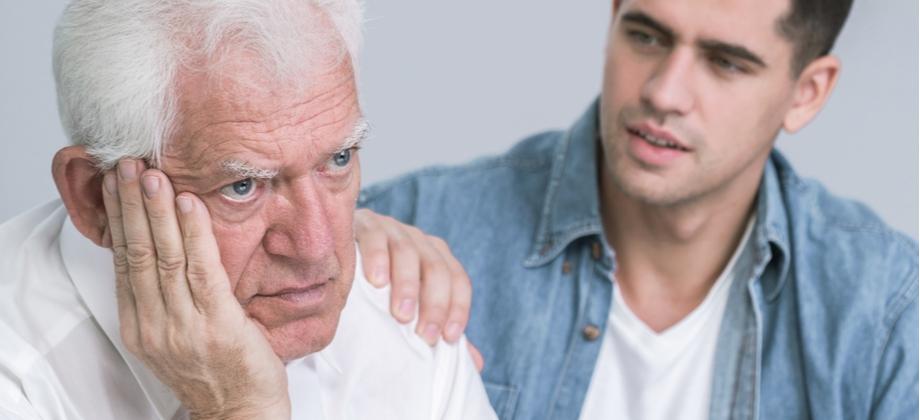 Evite brigas! A importância de não discutir com um paciente com doença de Alzheimer