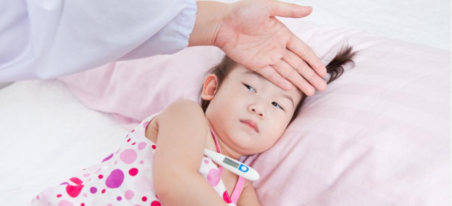 Virose: Por que esse diagnóstico é tão comum em crianças?