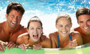 O vírus do herpes pode ser transmitido na água da piscina?