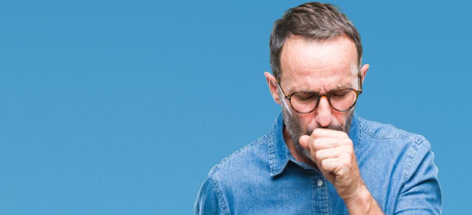 Paciente consegue controlar intensa falta de ar com medicação