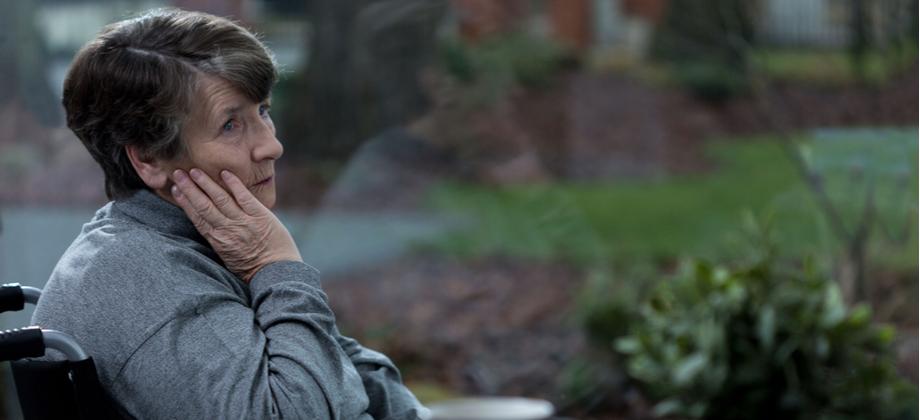 Tratamento para depressão ajuda aposentada a enfrentar problemas pessoais