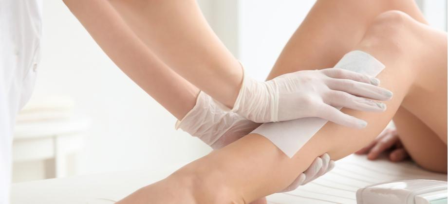 A depilação pode deixar a pele sensível?