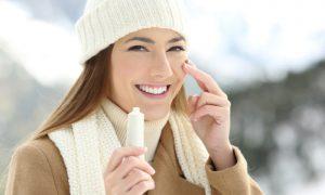 Como devemos preparar a pele sensível para climas mais frios?