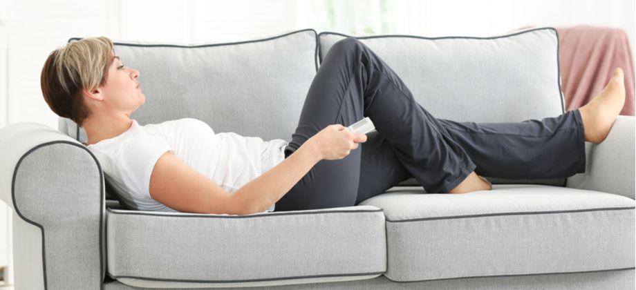 Qual é a relação do sedentarismo com a osteoporose?