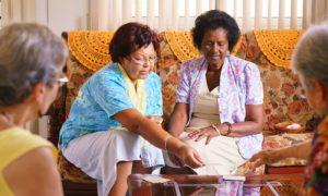 Quais são os desafios do tratamento da DPOC em pacientes idosos?