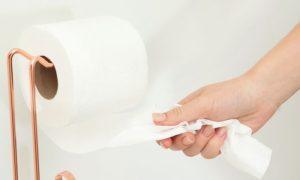 Por que não se deve usar papel higiênico durante o tratamento de hemorroidas?