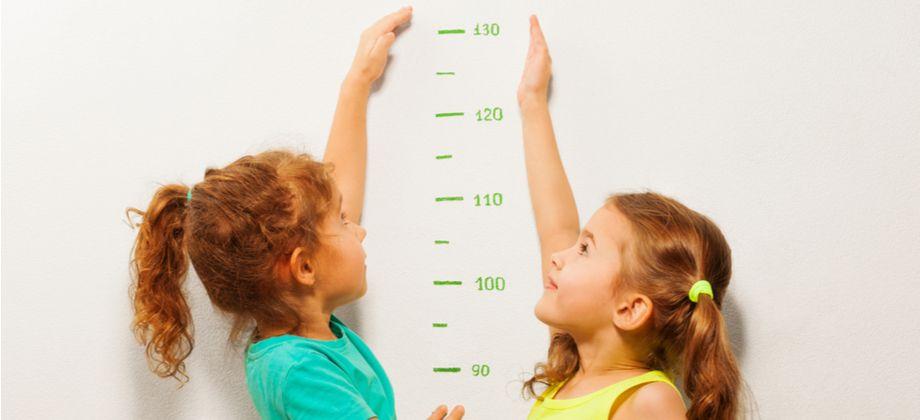 Como funciona o hormônio do crescimento no corpo de uma criança?