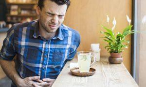 Por que a úlcera dói principalmente quando o estômago está vazio?