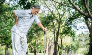De que forma o envelhecimento prejudica o colágeno presente nas articulações?